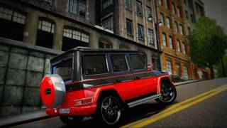 GTA IV Mercedes Benz G500 Brabus (+Download link)