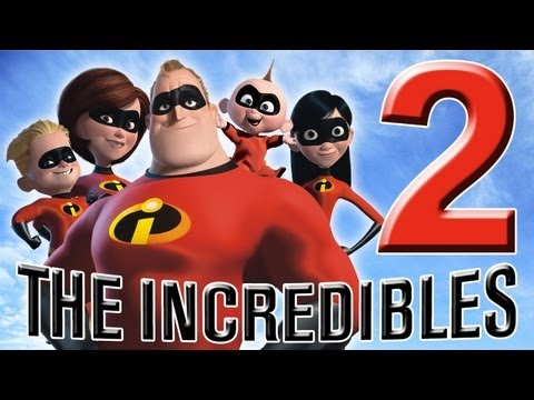 The Incredibles 2: Three Reasons Pixar Must Make It Happen - Will's War, Ep. 13