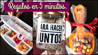 LOS MEJORES REGALOS PARA TU NOVI@ ¡EN 5 MIN! -Sofía