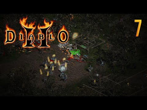 Zagrajmy w Diablo II:Lord of Destruction (Barbarzyńca) #7 - Hrabina.
