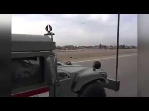 IRAQ: Military Operation Against Al-Qaeda-linked Militants in Fallujah