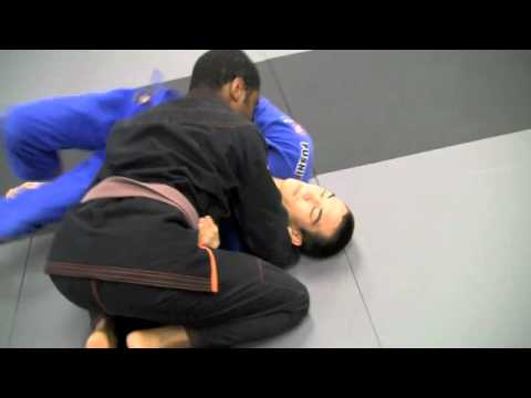 Los Angeles Martial Arts Cobrinha BJJ Side Control Drill Image 1