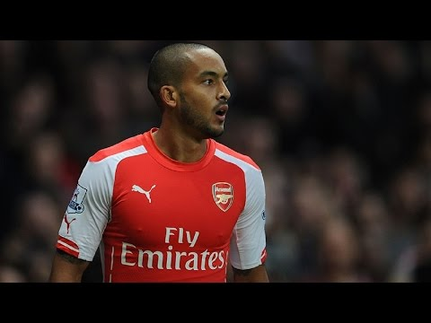 Theo Walcott vs Sunderland ● All Highlights ● HD 720p ● 20/05/2015