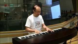 Koji Kondo - Super Mario Bros. Medley on piano