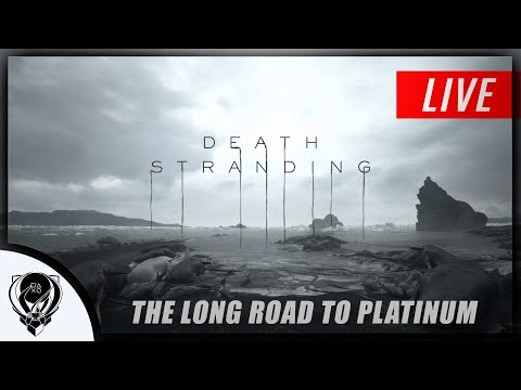 Death Stranding - Getting close to the end of the road