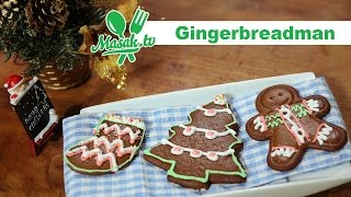 Gingerbread Man | Patiseri #029