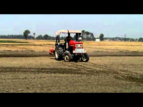 Swaraj 855 Tractor Stunt By Pamma Saini.mp4 video