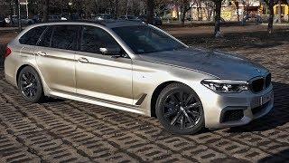 Újautó-teszt: BMW 550xd