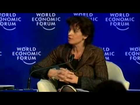 Davos Annual Meeting 2009 - The Fight Against Protectionism