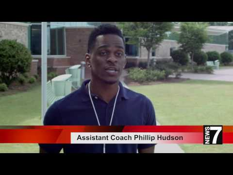 Emmanuel and Phillip Hudson - Coach of the Year