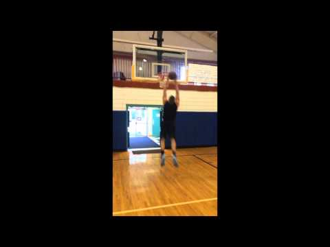 Drazen Frankovitch - Garrett College Men's Basketball Summer 2014