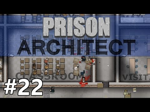 Prison Architect - Business as Usual - PART #22