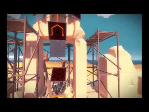 The Witness Прохождение: Часть 7 Пустыня (+ 2 секретных места, + аудиозапись)