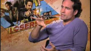 Jason Patric - The Losers interview