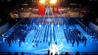 International Military Tattoo Ending