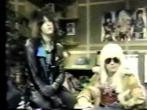Motley Crue (Interview 1984)