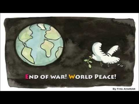 War and conflict to peace by hwpl