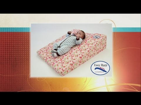 Mass Appeal Help Your Baby Sleep Better With The Easy Burp Pillow