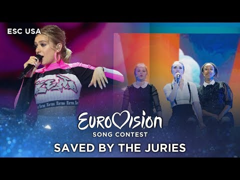 Eurovision: Saved By The Juries (2010-2019)