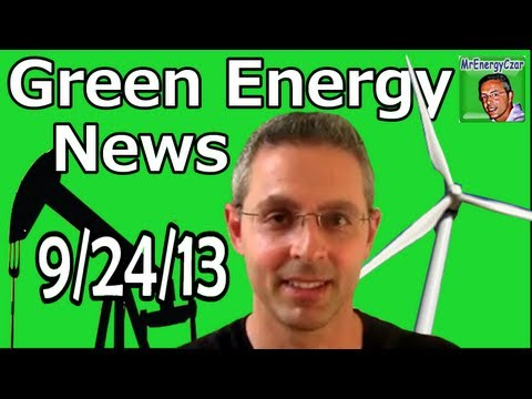 Green Energy News  Audi EV, Toxic Chinese Rice, Wind at Parity with Coal