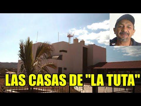 La Tuta ; sus casas y negocios en Arteaga, Michoacán