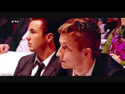 Mario Götze and Marco Reus - A Thousand Years