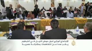 دول حوض النيل تقر تفاهمات اقتسام منافع النهر