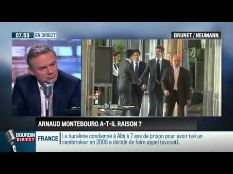 Brunet & Neumann : Échec politique de la gauche: Arnaud Montebourg a-t-il raison? - 02/04