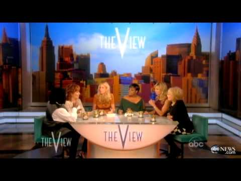 Whoopie Goldberg Cussing At Ann Coulter On The View!
