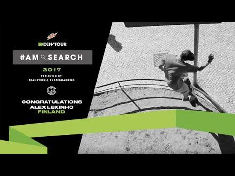 2017 Am Search Finland Winner | Alex Lekinho