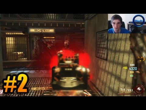 """UH-OH, UH-OH!"" - Zombies w/ Ali-A #2 - Black Ops 2 ""Mob of the Dead"" Gameplay (Cell Block)"