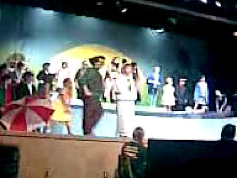 A year with frog and toad- Anwatin middle school