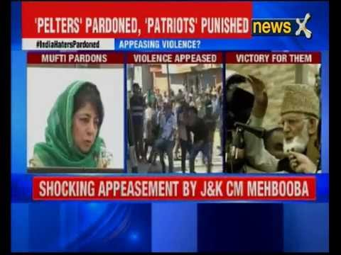 Ahead of Eid, Jammu and Kashmir government withdraws cases against 634 stone-pelters