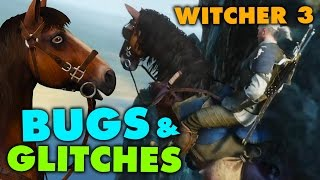 The Witcher 3: Wild Hunt - Bugs and Funny Moments
