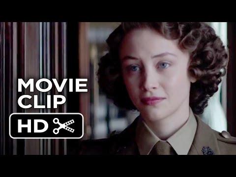 A Royal Night Out Movie CLIP - Mummy Says No! (2015) - Emily Watson, Sarah Gadon Movie HD