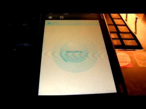 Instinctiv for Maemo5 - Song Identification (Nokia N900)