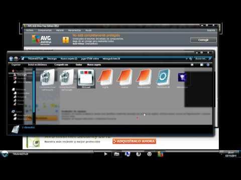 como desactivar y activar AVG Anti-Virus Free Edtion 2012