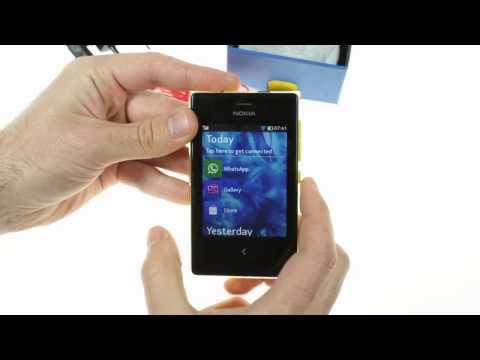 Nokia Asha 503: Hands-on