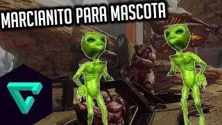 Halo 5: Guardians | Marcianito para mascota del canal - Highlights Warzone Gameplays