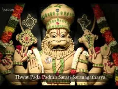 Lakshmi-narasimha-karavalamba-stotram-by-adi-shankaracharya video