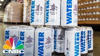 Anheuser-Busch Brewer Switches Operations From Beer To Water For Hurricane Harvey Victims | CNBC