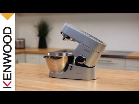 Roboty Kenwood; końcówki mieszajace w robotach Titanium Chef i Major