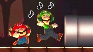 Super Mario Run - Remix 10 Mode (Areas 101 & 102)