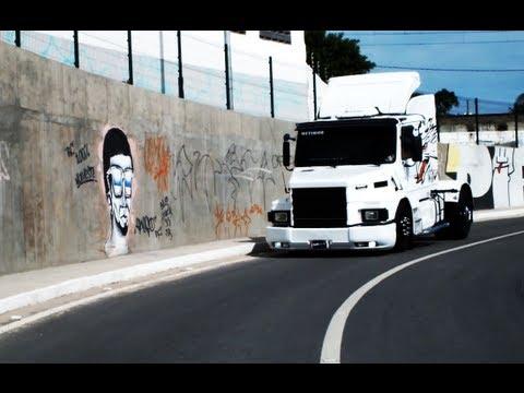Scania 112h Rebaixada Suspen FIXA - RecifeTuning