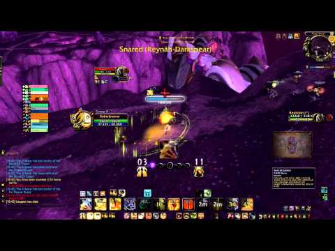 WoW Mists of Pandaria 5.3 BG PvP Paladin Retribution