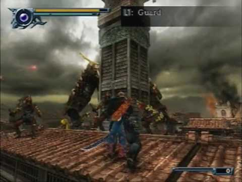 [PS2] Onimusha Dawn of Dreams Gameplay