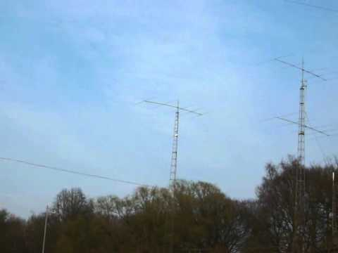 ot5a-antenna farm during wpx 2012
