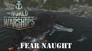 World of Warships - Fear Naught