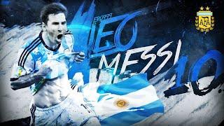 Pha lập công của Messi ở World Cup 2018