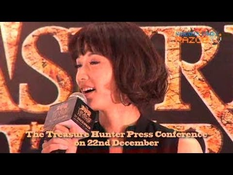 Lin Chi Ling The Lyricist (the Treasure Hunter Pt 3) video